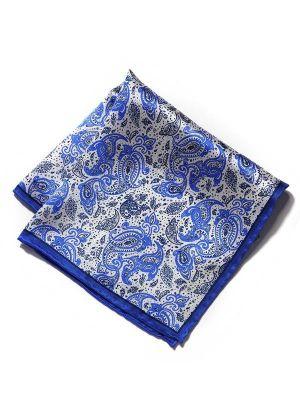 Silk Light Blue Pochette