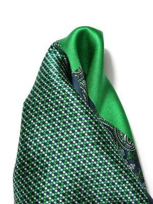 Silk Green Pochette