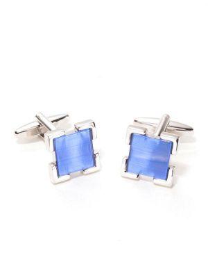 Blue Lapis Stone Cufflinks