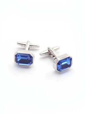 Dark Blue Stone Cufflinks