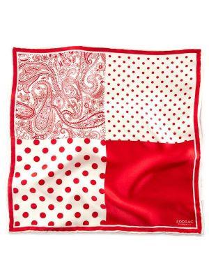 Silk Red Pochette