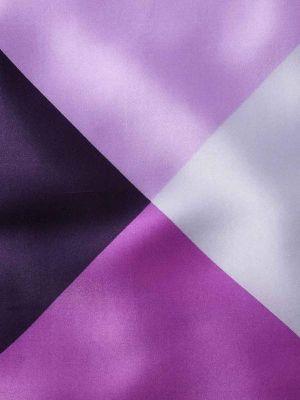 Silk Pochette Lilac