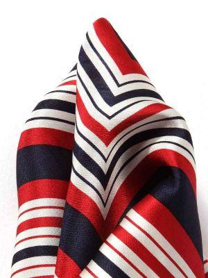 Silk Pochette Navy