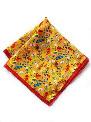 Silk Yellow Pochette