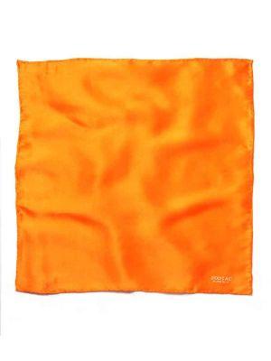 Silk Pochette Orange