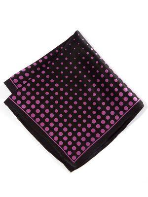 Silk Purple Pochette