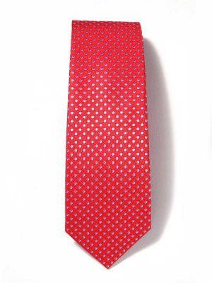 Kingscrest Minimals Dark Red Polyester Ties
