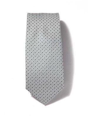 Kingscrest Minimals Medium Grey Polyester Ties