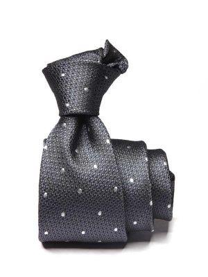 Kingscrest Minimals Dark Grey Polyester Tie