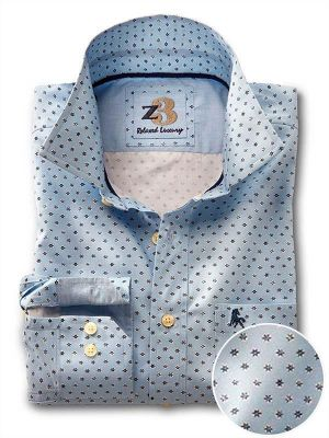 Maho Sky Cotton Casual Printed Shirt