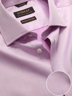 Antonello Tailored Fit Purple Shirt