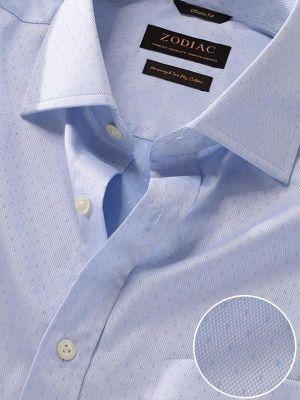 Antonello Classic Fit Sky Shirt