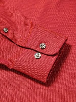 Marzeno Tailored Fit Red Shirt