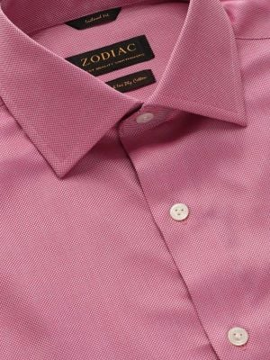 Marzeno Tailored Fit Rose Shirt