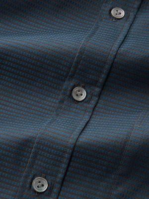 Bruciato Anthra Cotton Classic Fit Evening Solids Shirt
