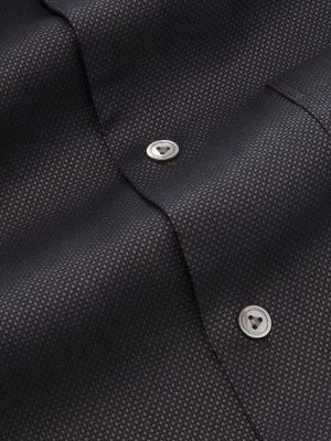Bruciato Tailored Fit Anthra Shirt