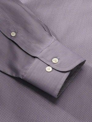Carletti Classic Fit Light Grey Shirt