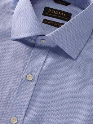 Casamora Classic Fit Sky Shirt