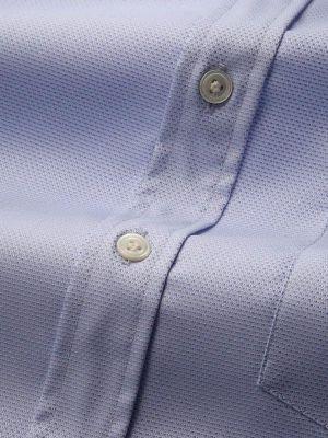 Cione Sky Cotton Classic Fit Formal Solids Shirt