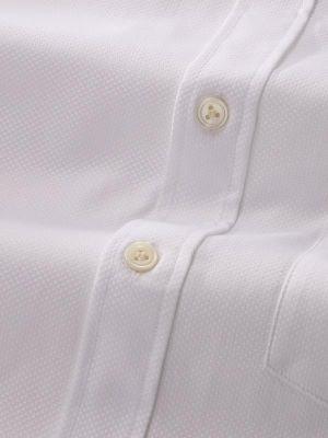 Cione Classic Fit White Shirt