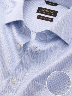 Marinetti Classic Fit Sky Shirt