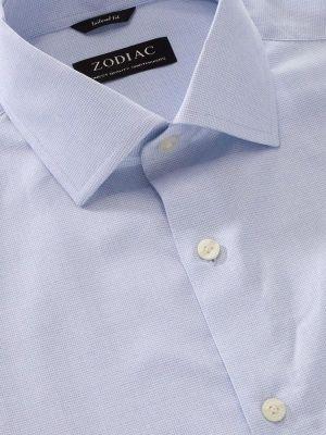 Mazzaro Tailored Fit Sky Shirt