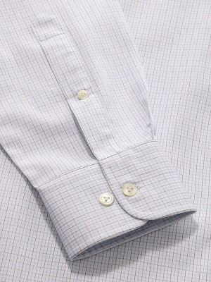 Palladio Classic Fit Blue Shirt