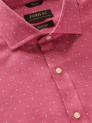 Praiano Classic Fit Rose Shirt