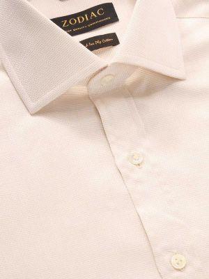 Tramonti Classic Fit Cream Shirt