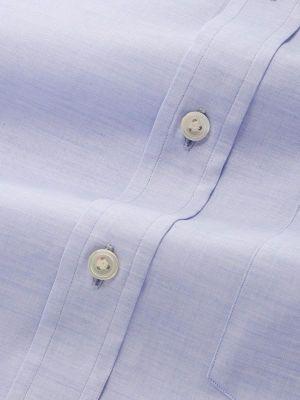 Venete Classic Fit Short Sleeves Sky Shirt