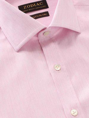 Vercelli Classic Fit Pink Shirt