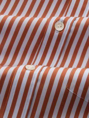 Vivace Classic Fit Rust Shirt
