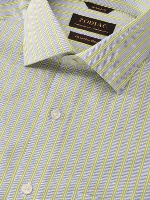 Vivace Tailored Fit Lime Shirt