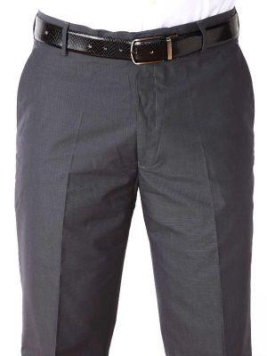 Sierra Fil-A-Fil Classic Fit Black Trouser