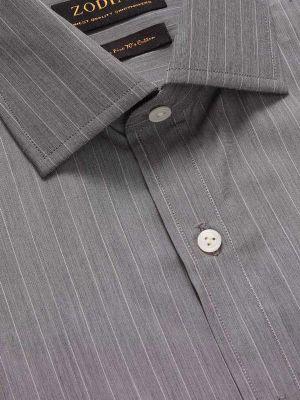 Cricoli Classic Fit D. Grey Shirt