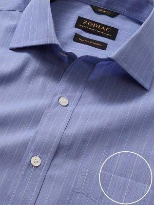 Cricoli Classic Fit Medium Blue Shirt