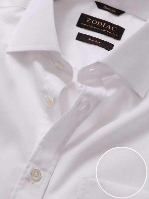 Splendido Classic Fit White Shirt