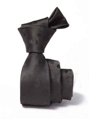 ZT-229 Assort Black Slim Tie