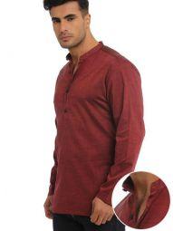 Tailored Fit Rust Shurta