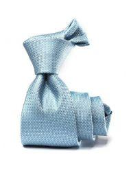 Kingcross Structure Medium Turquoise Polyester Tie