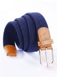 z3 Braided Blue Belt