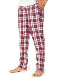 z3 Super Soft Jimmies Red Check Pyjamas