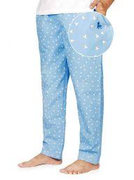 z3 Super Soft Jimmies Sky Printed Pyjamas