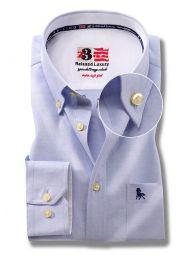 Captain Sky Cotton Casual Solid Shirt