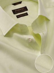Antonello Mint Cotton Classic Fit Formal Solid Shirt