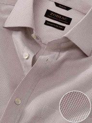 Novella Beige Cotton Classic Fit Casual Checks Shirt