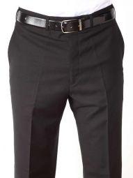 Biella Classic Fit Black Trouser