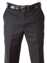 Biella Classic Fit Navy Trouser