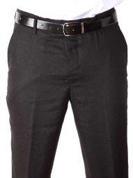 Trasita Tailored Fit Black Trouser